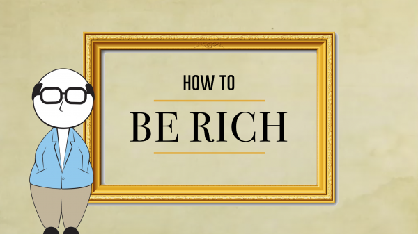Congratulations! You've made the Rich List! Image