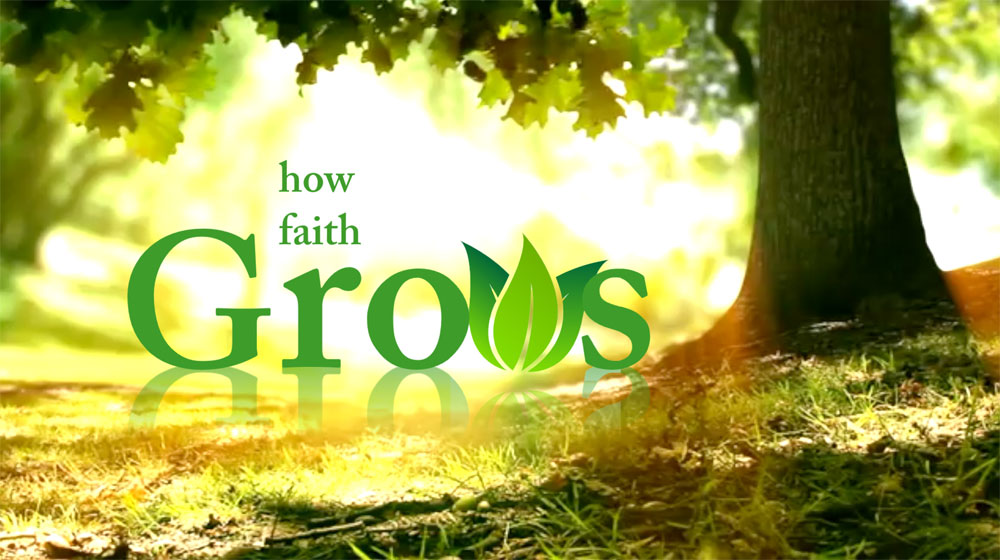How Faith Grows