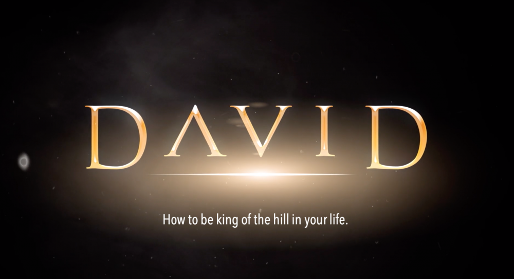 David: Ancient Warfare