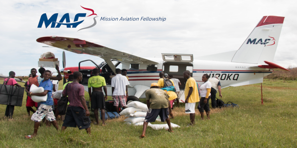 Guest Speaker from Misson Aviation Fellowship Image